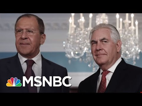 Rex Tillerson Takes Aim At China, Russia In New Op-Ed | Morning Joe | MSNBC