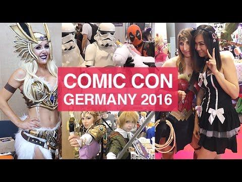 EVENT: Comic Con Germany 2016 Stuttgart | Meine Eindrücke