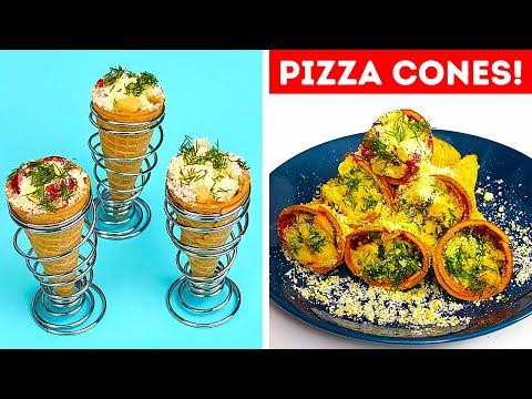 32 TRUCOS LOCOS PARA LOS AMANTES DE LA PIZZA