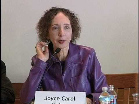 Joyce Carol Oates: Panel Discussion