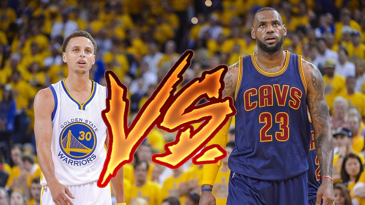8d4157061b8 Steph Curry vs LeBron James  Battle of the Best - YouTube