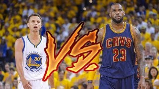 Steph Curry vs LeBron James: Battle of the Best