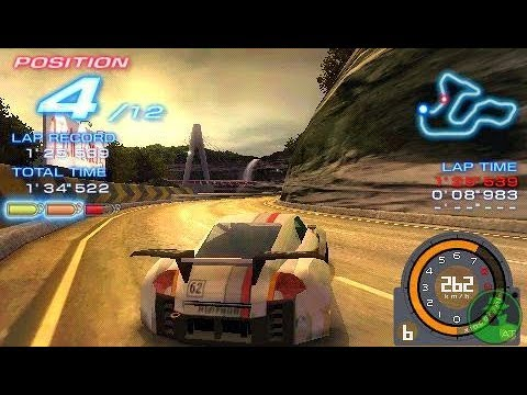 (150 MB) RIDGE RACER WORKS ON ANY ANDROID DEVICE APK + DATA