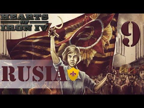 El Frente Popular de Judea ataca de nuevo   Hearts of Iron IV (Modern Day mod)   Rusia #9