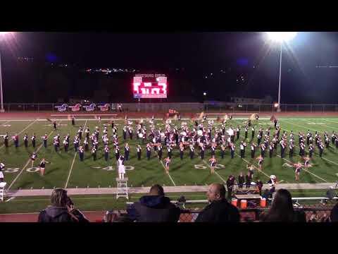 Albert Gallatin - Laurel Highlands Marching Bands Combine Performance - 10/27/17