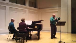 "Whigham - ""pbone"" (green) premiere of Jiggs Suite"