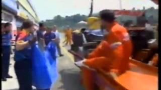1992 riccardo patrese imola crash