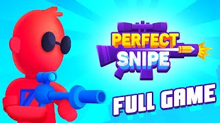 Perfect Snipe Full Game Walkthrough (100 Levels)