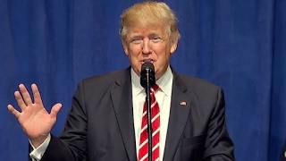 LIVE: Trump Full Speech to Senior U.S. Commanders | ABC News
