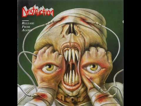 Destruction - Dissatisfied Existence [High Quality]