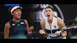 AO 2019 Finals Naomi Osaka VS Petra Kvitová Full 3rd Set!