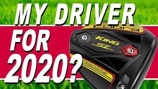 Cobra SZ Driver tested Average Golfer
