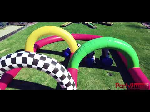 Hoppy Horses Inflatable Party Rentals