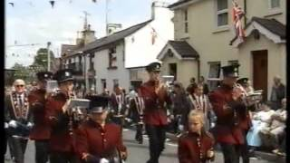 Royal Black Preceptory Annual Scarva Parade 2004