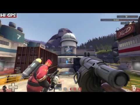 Team Fortress 2 Gameplay: Demoman 5 Control Points [LONG]