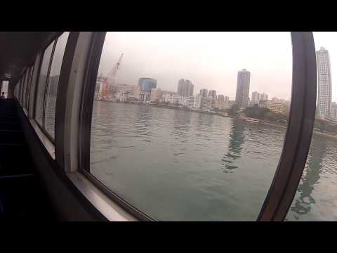 Hong Kong First Ferry Kowloon City to North Point 17 05 2013
