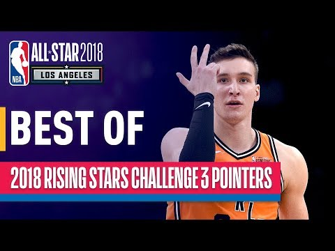 Team World Pours in 23 3-Pointers | Presented by Mtn Dew Kickstart