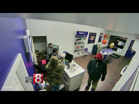 Suspects on the run following armed robbery in Hamden