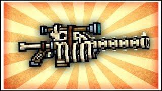 Pixel Gun 3D - Bone Sniper Rifle [Review]