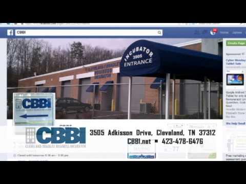 Cleveland Bradley Business Incubator Video