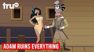 Adam Ruins Everything - Debunking The Tale of Pocahontas   truTV