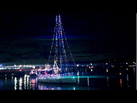 Long Island Holiday Boat Parade Of Lights 2019