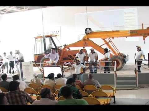 Used Construction Equipment At Shriram Automall