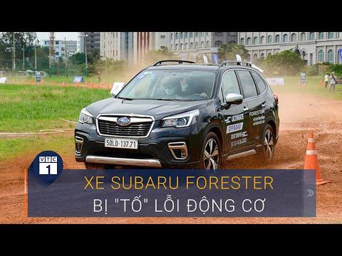 Xe Subaru Forester bị lỗi đèn báo kiểm tra động cơ | VTC1