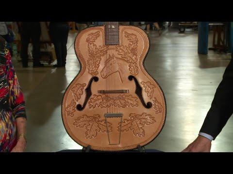 Web Appraisal: Autographed Kay Company Guitar, ca. 1944