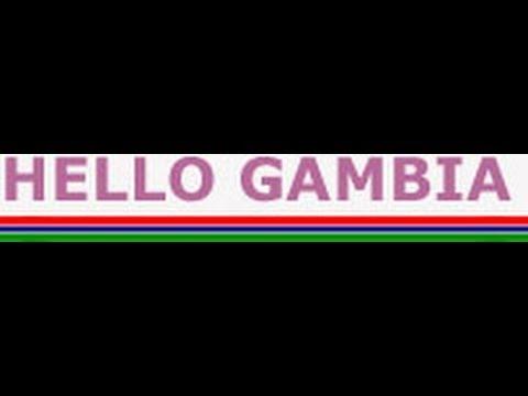 THE CASE OF ALHAJI MAMUT CEESAY AND EBOU JOBE - Hello Gambia - Nov 2013