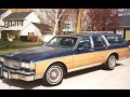 Washing 1986 Chevy Caprice Wagon Vlog 34