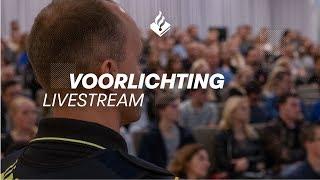 Livestream voorlichting politie (19 februari)