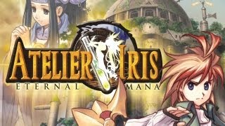 CGR Undertow - ATELIER IRIS: ETERNAL MANA review for PlayStation 2