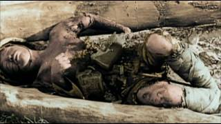 Хроника Второй Мировой войны в цвете. Часть 11.  Островная война