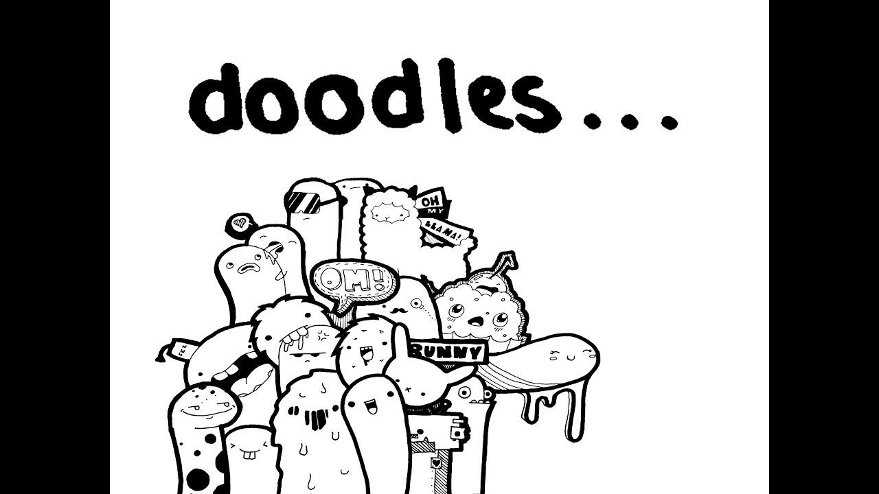 doodling  YouTube