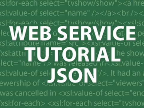 Web Services Tutorial