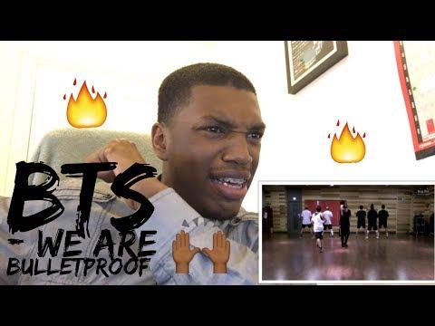 BTS - We Are Bulletproof Pt.2 Dance Practice REACTION!!
