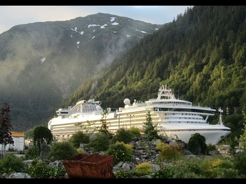 Port of Juneau, Alaska - popular Cruise Line stop