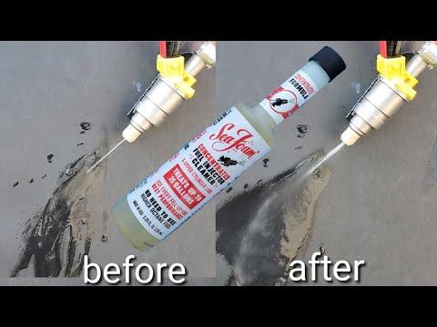 seafoam fuel injector cleaner!