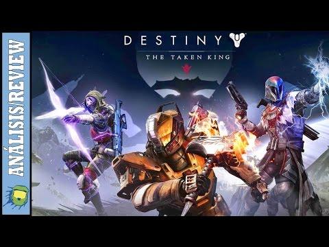 Análisis Destiny El Rey de los Poseídos / Review / ¿Merece la Pena esta Expansión?