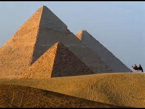 Why didn't the bible mention the Great pyramids of giza in Egypt??
