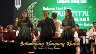 Download SEKONYONG KONYONG KODER- DIDI KEMPOT FT KIDUNG ETNOSIA ( LIVE ORCHESTRA )