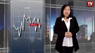 InstaForex tv news: USD bertahan lebih rendah pada data AS yang bervariasi  (05.04.2018)