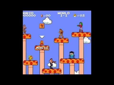 Super Mario Crossover Hacked Unblocked Youtube