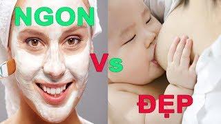 Làm đẹp da sau sinh bằng sữa mẹ CÓ MẸ NÀO BIẾT ĐÂU!