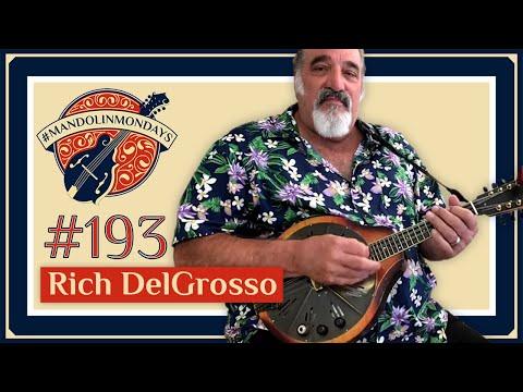 "Mandolin Mondays Featuring Rich DelGrosso /// ""Get Your Nose Outta My Bizness!"""