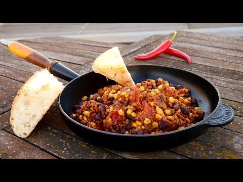 Chili con Carne - Wie es richtig gut wird! | Let