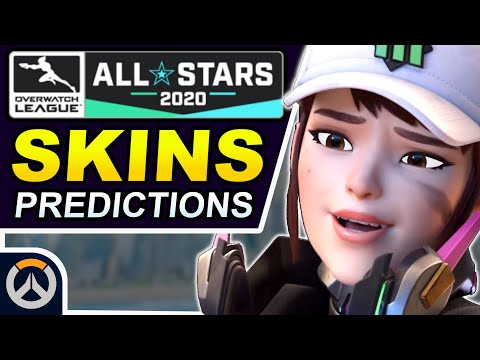 Overwatch Skin Predictions Christmas 2020 Overwatch LUNAR NEW YEAR 2020 Event Skin Ideas & Artwork!   YouTube