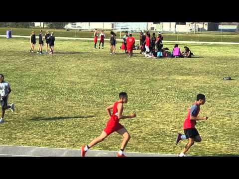 J Track Meet 1600m 04/20/2016 Havelock Middle School