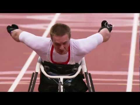 Athletics - Men's 100m - T53 Final - London 2012 Paralympic Games